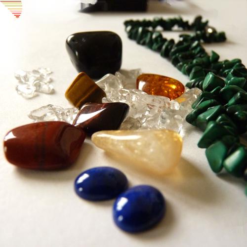 gemmes pierres fines précieuses naturelles organiques